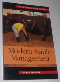 MODERN STABLE MANAGEMENT