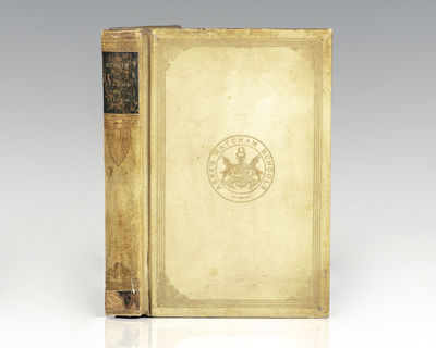 London: George Allen, 1893. Finely bound example of Ruskin's classic anthology including Of King's T...