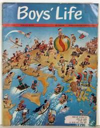 Boy's Life.  The Boy Scouts' Magazine.  1963 - 07.