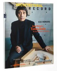 Architectural Record Magazine May 2002, 05/2002: Tadao Ando