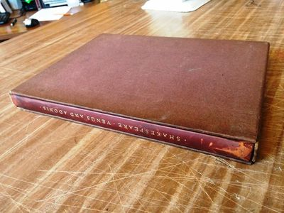 Rochester, New York: Leo Hart, 1931. Hardcover. G (Ex-library, with spine marks on slipcase, book bl...