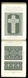 View Image 5 of 5 for Alphabet de la Brodeuse Lettres, Chiffres, Monogrammes et Ornements à points comptés suivis d'une ... Inventory #01111304