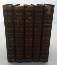 image of War and Peace: Before Tilsit, 1805-1807 Vol. I & II; The Invasion, 1807-1812 Vol I & II; Borodino, The French at Moscow, Epilogue, 1812-1820 Vol I