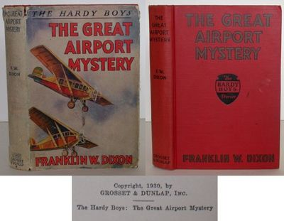 Grosset & Dunlap, 1930. 1st Edition. Hardcover. Very Good/Very Good. Published in New York by Grosse...