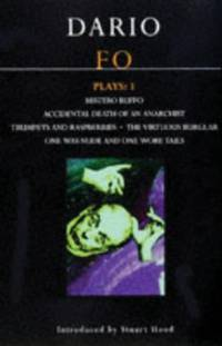 image of Plays: One -  Mistero Buffo;  Accidental Death of an Anarchist; Trumpets and (Methuen World Dramatists)