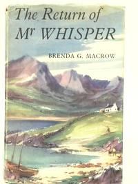 The Return of Mr.Whisper