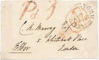 Free-Franked Envelope