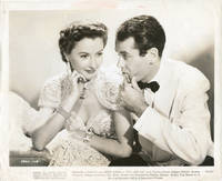 image of The Lady Eve (Original photograph of Barbara Stanwyck and Henry Fonda from the 1941 film)