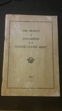 The Society of Daughters of the United States Army 1962