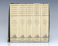 The Public Papers and Addresses of Franklin D. Roosevelt. Volume One: The Genesis of the New Deal 1928-1932; Volume Two: The Year of Crisis 1933; Volume Three: The Advance of Recovery and Reform 1934; Volume Four: The Court Disapproves 1935; Volume Five: The People Approve 1936.