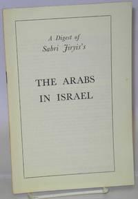 A Digest of Sabri Jiryis's The Arabs in Israel