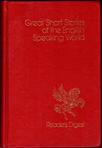 image of GREAT SHORT STORIES  OF THE ENGLISH SPEAKING WORLD.  Volumes One_Two.