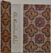 THE CANTERBURY TALES. Done Into Modern English Verse by Frank Ernest Hill and Newly Revised for This Edition: With Miniatures by Arthur Szyk. Limited edition signed by Arthur Szyk.