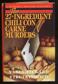 The 27 Ingredient Chili Con Carne Murders (large print edition)
