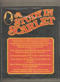 A Study in Scarlet: A Sherlock Holmes Murder Mystery