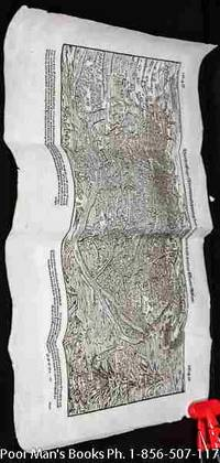 MAP OF CAIRO EGYPT 1560