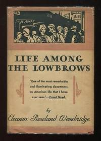Boston/New York: Houghton Mifflin Company. Very Good+ in Very Good dj. (c.1931). Later Printing. Har...