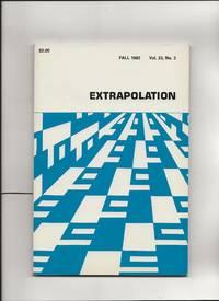 image of Extrapolation  Vol 23, No. 3 Fall 1982