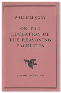 ON THE EDUCATION OF THE REASONING FACULTIES