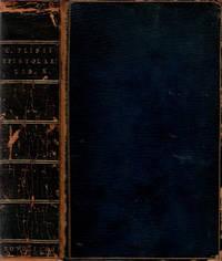 C. Plinii Caecilii Secundi Epistolarum libri X.