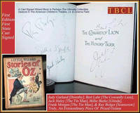 LITTLE WIZARD OF OZ. [Wizard Of Oz, SIGNED By Cast],