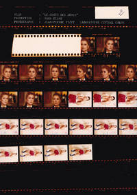 Choice of Arms [Le Choix Des Armes] (Two original contact sheets from the 1981 film)