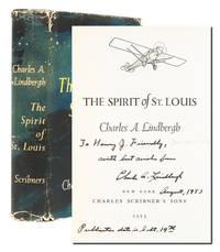 The Spirit of St. Louis (Presentation copy)