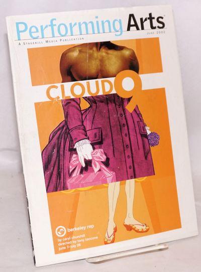 Los Angeles: Performing Arts Magazine, 2002. 46p., 8.5x11 inches, articles, essays, cast bios, progr...