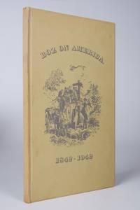 BOZ On AMERICA. 1842 - 1942.