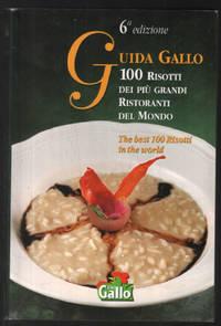 image of 100 Risotti del piu grandi ristoranti del mondo (italien-anglais)