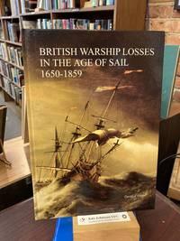 British warship losses in the age of sail, 1650-1859