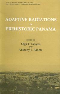 image of Adaptive Radiations in Prehistoric Panama