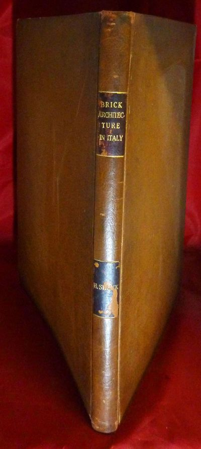 New York: Architectural Book Publishing Co, 1910. First edition. Hardcover. Orig. publisher brown cl...
