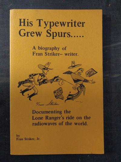 Runnemede, NJ: Fran Striker, Jr., 1983. First Edition. Softcover. Octavo, 143 pages, VG/VG; paperbac...