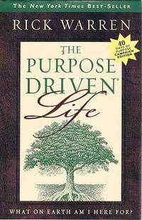 image of The Purpose Driven: What On Earth Am I Here For