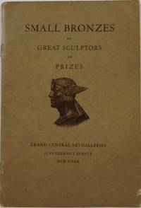 image of Small Bronzes by Great Sculptors as Prizes
