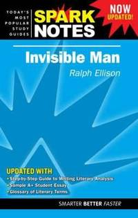 image of Spark Notes Invisible Man (Now Updated!)
