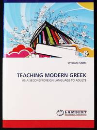 image of Teaching Modern Greek As a Second-Foreign Language to Adults
