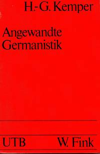 Angewandte Germanistik Materialien zu einer kasuistischen Didaktik