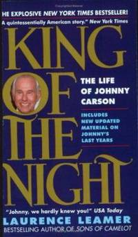 image of King of the Night : The Life of Johnny Carson