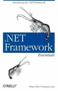 .NET Framework Essentials