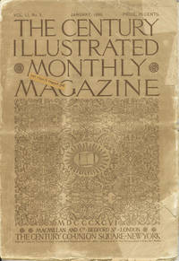 The Century Illustrated Monthly Magazine, Monthly issue for January 1896