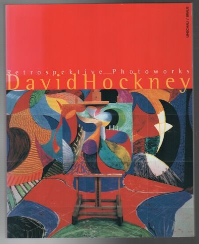 Heidelberg: Umschau Braus Verlag, (1998). First Edition. Wraps. Very good +. 4to. Red pictorial wrap...