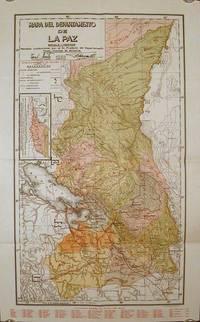 Mapa del Departamento de La Paz
