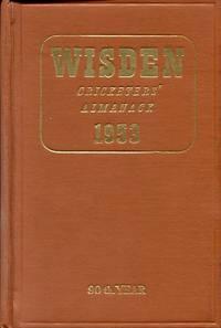 image of Wisden Cricketer's Almanack 1953