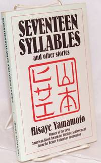 Seventeen syllables and other stories, introduction by King-Kok Cheung