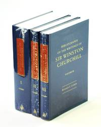 Bibliography of the Writings of Sir Winston Churchill in 3 vols