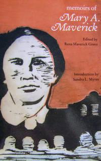 Memoirs of Mary A. Maverick