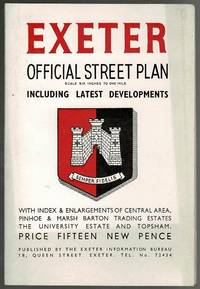 image of Exeter Official Street Plan