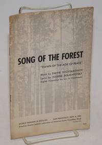 Song of the Forest: \